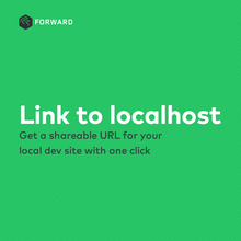 Forward website