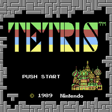 Tetris (Nintendo Entertainment System)