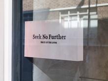Seek No Further