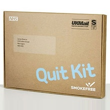 NHS Smokefree Quit Kit