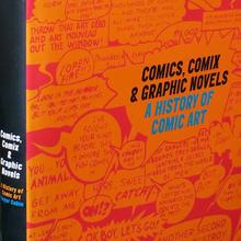 <cite>Comics, Comix and Graphic Novels: A History of Comic Art</cite>