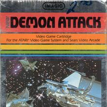 Imagic Demon Attack