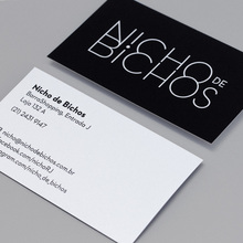 Nicho de Bichos branding