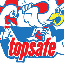 Topsafe <cite>Cracked!</cite> exhibition