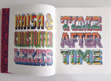 <cite>Time after Time</cite> book