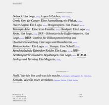 Jens Windolf – Grafikdesign und Art Direction