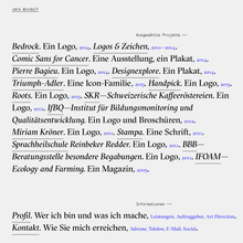 Jens Windolf – Grafikdesign und Art Direction