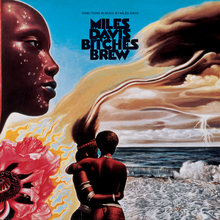 <cite>Bitches Brew</cite> by Miles Davis