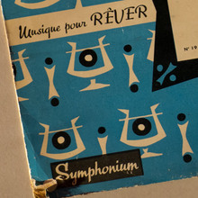 Symphonium record covers