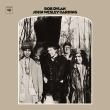 <cite>John Wesley Harding</cite> by Bob Dylan
