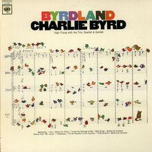 <cite>Byrdland</cite> by Charlie Byrd