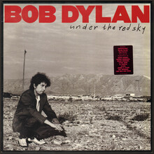 <cite>Under The Red Sky</cite> by Bob Dylan