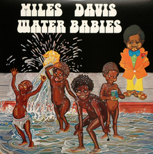 <cite>Water Babies</cite> by Miles Davis