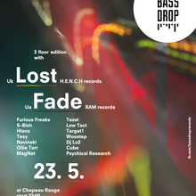Bass Drop posters