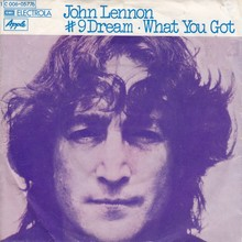 <cite>#9 Dream / What You Got</cite> by John Lennon