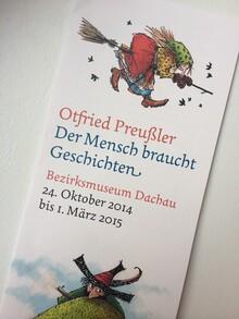 Otfried Preußler exhibition