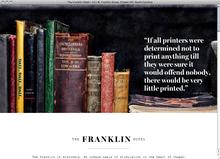 <cite>The Franklin Hotel NC</cite> website