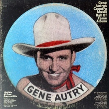 <cite>Gene Autry's Country Music Hall of Fame Album</cite>