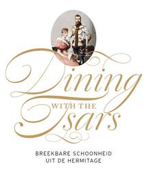 <cite>Dining with the Tsars</cite> poster