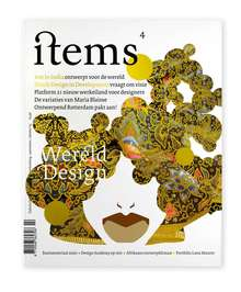 <cite>items</cite> Magazine