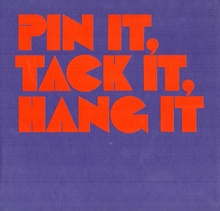 <cite>Pin It, Tack It, Hang It: The Big Book of Kids' Bulletin Board Ideas</cite> by Phyllis & Noel Fiarotta