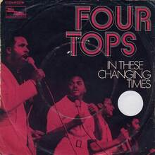 <cite>In These Changing Times / Right Before My Eyes</cite> by Four Tops