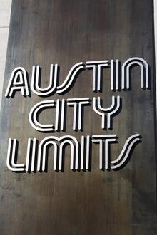 <cite>Austin City Limits</cite> Logo/Identity