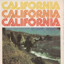 Official California Visitor Map