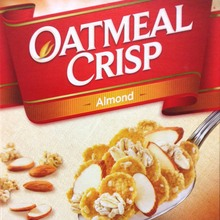 Oatmeal Crisp package