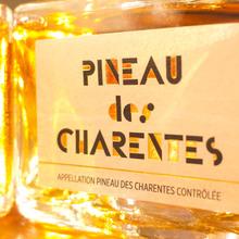 Domaine des claires: Pineau des Charentes