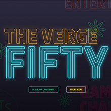 The Verge Fifty (2014)
