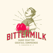 Bittermilk Branding