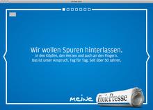 <cite>Ich lese dich</cite> website