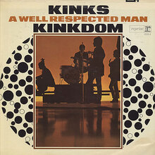 <cite>Kinkdom</cite> by The Kinks