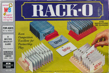 Rack-O, 1966 Canadian edition