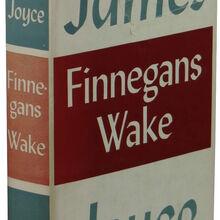<cite>Finnegans Wake</cite>, 1st edition