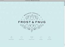 <cite>Frost & Fnug</cite> website