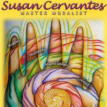 Susan Cervantes Muralist