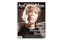 Anoscript for <cite>Another Man</cite> magazine