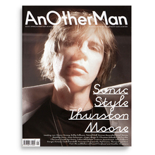 Anoscript for <cite>Another Man</cite> magazine