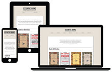 Eccentric Books Website