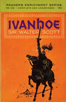 <cite>Ivanhoe</cite> by Sir Walter Scott (Washington Square Press edition)
