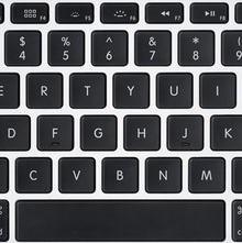 Apple (and iBook, PowerBook, MacBook) Keyboards, 2003–2014