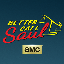 <cite>Better Call Saul</cite> logo and opening titles