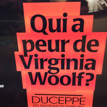 Qui a peur de Virginia Woolf?