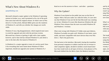 Internet Explorer 11 Reading View