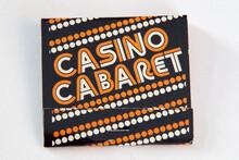 Casino Cabaret matchbook