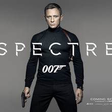 <cite>Spectre</cite> teaser poster