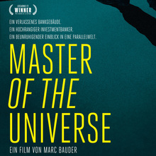 <cite>Master of the Universe</cite> movie poster