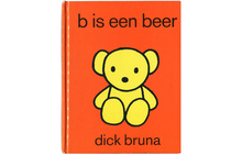 <cite>B is een beer</cite> by Dick Bruna